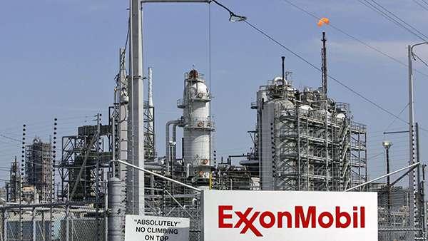 Завод Эксон-Мобил