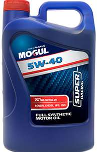 MOGUL RACING SAE 5W-40