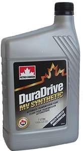 трансмиссионное масло petro canada duradrive mv synthetic atf