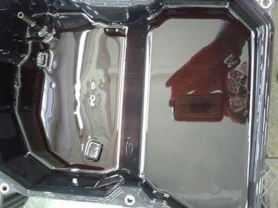 поддон автомобиля после использования duradrive mv synthetic atf