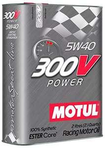 синтетическое масло 300V Motul