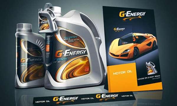 моторное масло G Energy