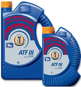 ATF 3 трансмиссия ТНК