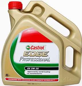 Castrol Edge Professional A5 0W30