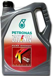 пятилитровая канистра Selenia K Pure Energy 5W40