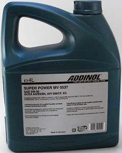 масло Addinol Super Power MV 0537