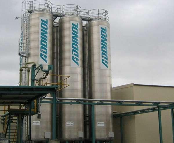 Производство масла Addinol