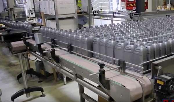 производство масла Rowe