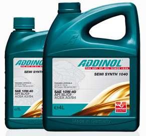 масло Addinol 10w-40