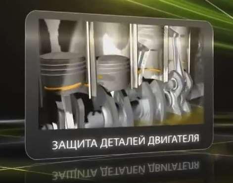 защита деталей двигателя от износа