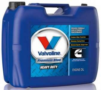 Масло Valvoline Premium Blue