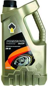 моторное масло premium 5w 40