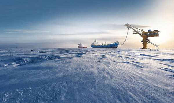 Применение Адинол в Арктике