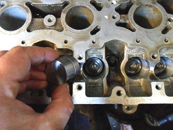гидрокомпенсаторы в двигателе