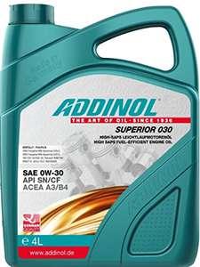 Addinol Superior 030 0W 30