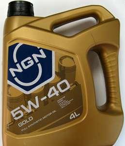 NGN GOLD 5W-40