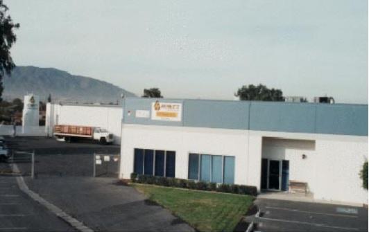 Старый офис корпорации Huskey